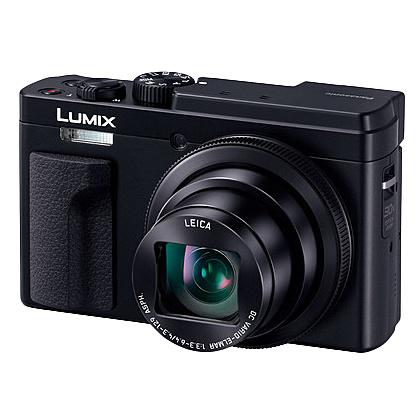 【送料無料】Panasonic DC-TZ95-K デジタルカメラ LUMIX TZ95 (ブラック)【在庫目安:僅少】