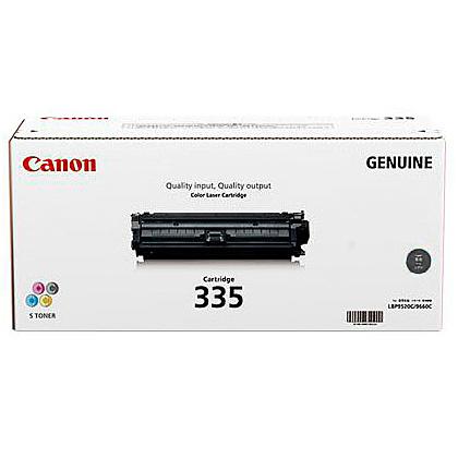 【送料無料】Canon 8673B001 トナーカートリッジ335BK (ブラック)【在庫目安:僅少】| トナー カートリッジ トナーカットリッジ トナー交換 印刷 プリント プリンター