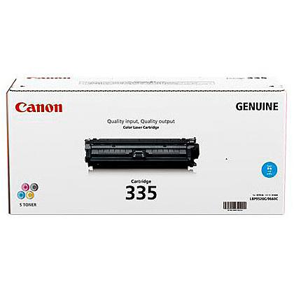 【送料無料】Canon 8672B001 トナーカートリッジ335C (シアン)【在庫目安:僅少】| トナー カートリッジ トナーカットリッジ トナー交換 印刷 プリント プリンター