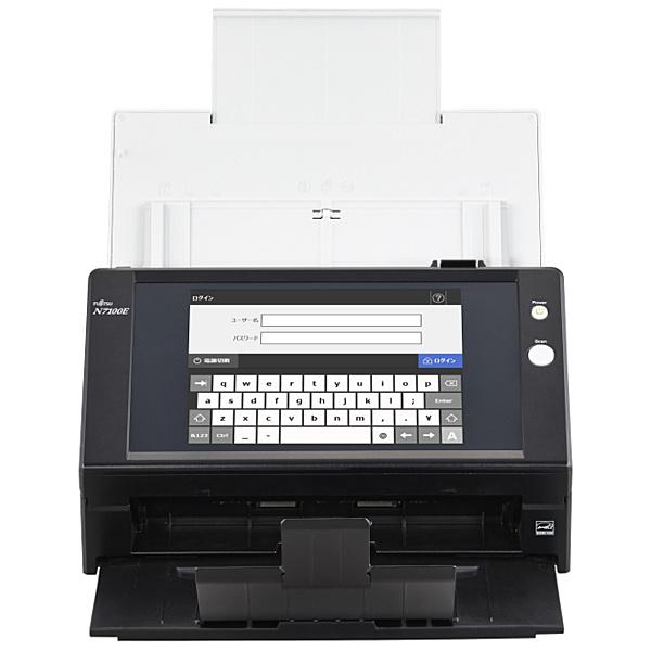 【送料無料】富士通 FI-N7100E Image Scanner N7100E【在庫目安:お取り寄せ】