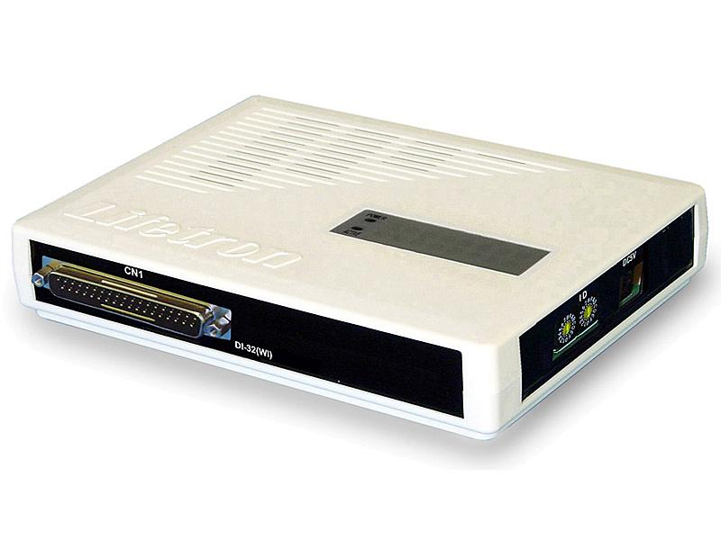 【送料無料】ライフトロン DI-32(WI) 絶縁型デジタル入力(32点)【在庫目安:お取り寄せ】| パソコン周辺機器 制御 インターフェイス PC パソコン