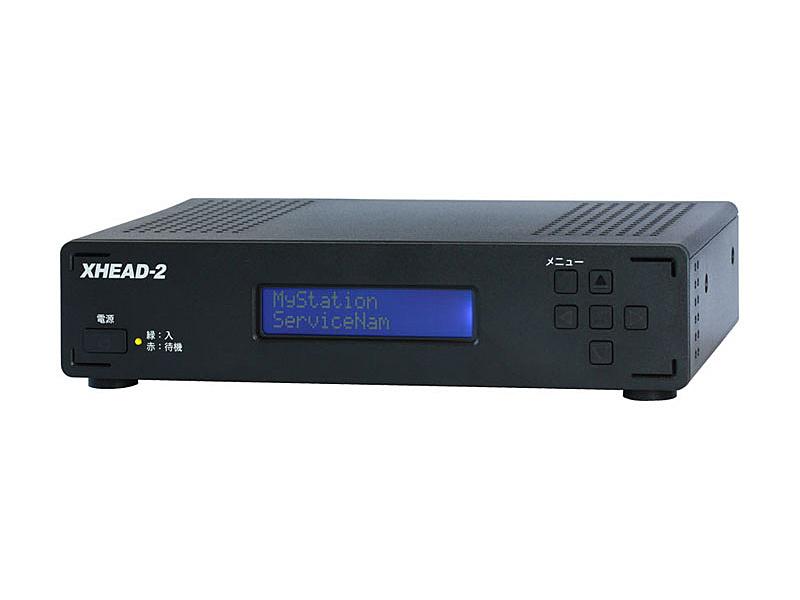 【送料無料】電波新聞社 DP3913555 地デジ対応OFDM変調器 XHEAD-2【在庫目安:お取り寄せ】| パソコン周辺機器 グラフィック ビデオ オプション ビデオ パソコン PC