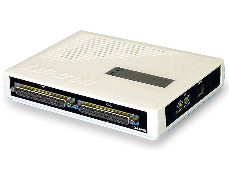 【送料無料】ライフトロン DO-64(WI) 絶縁型デジタル出力(64点)【在庫目安:お取り寄せ】| パソコン周辺機器 制御 インターフェイス PC パソコン