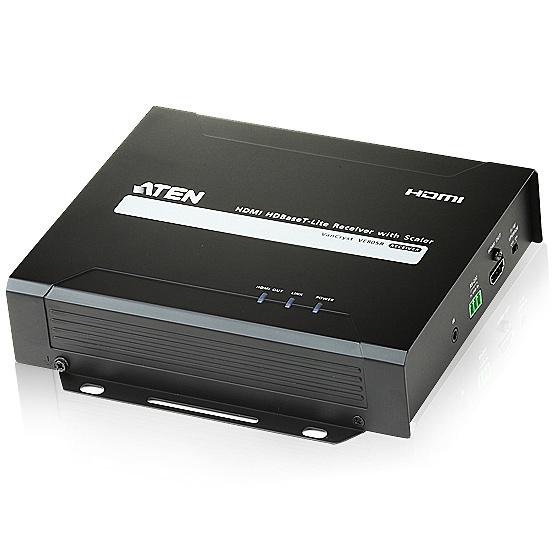 【送料無料】ATEN VE805R HDBaseT Lite レシーバー(スケーラー内蔵)【在庫目安:お取り寄せ】| パソコン周辺機器 複合エクステンダー エクステンダー PC パソコン