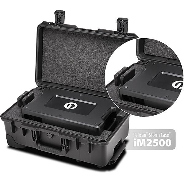 【送料無料】G-Technology 0G04981 G-Speed Shuttle XL用ペリカンケース iM2500 evモジュール対応モデル【在庫目安:お取り寄せ】