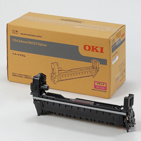 【送料無料】OKIデータ DR-C4BM イメージドラム マゼンタ (MC573dnw/ C542dnw)【在庫目安:お取り寄せ】| 消耗品 ドラムカートリッジ ドラムユニット ドラム カートリッジ ユニット 交換 新品
