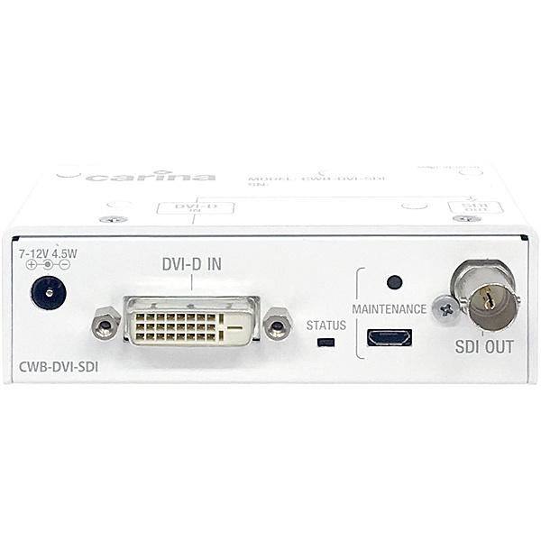 【送料無料】カリーナシステム CWB-DVI-SDI 省スペース型DVI-SDIコンバータ【在庫目安:お取り寄せ】