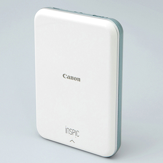 【送料無料】Canon 3204C008 スマホ専用ミニフォトプリンター iNSPiC PV-123 (ブルー)【在庫目安:お取り寄せ】