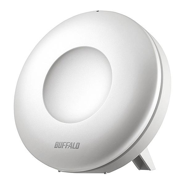 【在庫目安:あり】【送料無料】BUFFALO WEM-1266 無線LAN中継機 11ac/ n/ a/ g/ b 866+300Mbps エアステーション ハイパワー