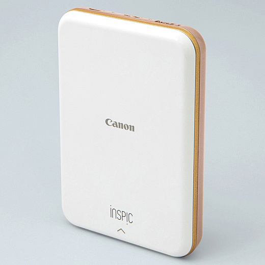【送料無料】Canon 3204C007 スマホ専用ミニフォトプリンター iNSPiC PV-123 (ピンク)【在庫目安:お取り寄せ】