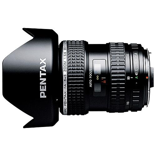 【送料無料】リコーイメージング 26815 標準ズームレンズ FA645 55-110mmF5.6 (ケース・フード付)【在庫目安:お取り寄せ】| カメラ ズームレンズ 交換レンズ レンズ ズーム 交換 マウント