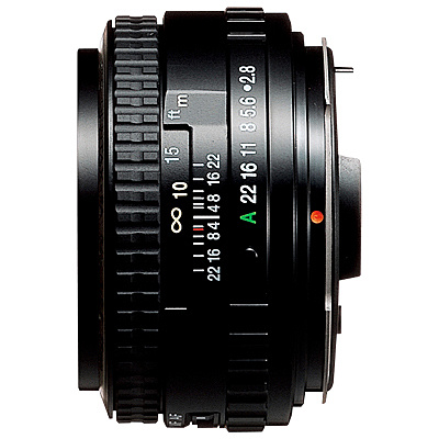 【送料無料】リコーイメージング 26131 標準レンズ FA645 75mmF2.8【在庫目安:お取り寄せ】| カメラ 単焦点レンズ 交換レンズ レンズ 単焦点 交換 マウント ボケ