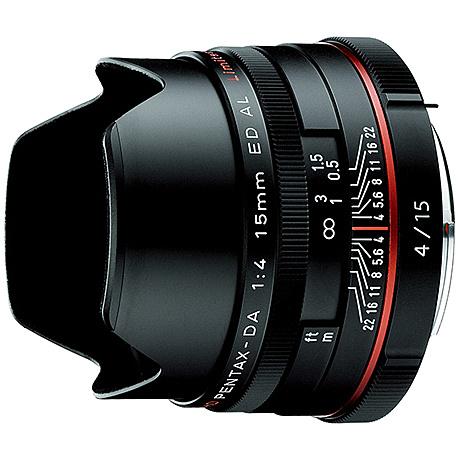 【送料無料】リコーイメージング HD DA15F4ED AL Limited BK 超広角レンズ HD PENTAX-DA 15mmF4ED AL Limited ブラック【在庫目安:お取り寄せ】| カメラ 単焦点レンズ 交換レンズ レンズ 単焦点 交換 マウント ボケ
