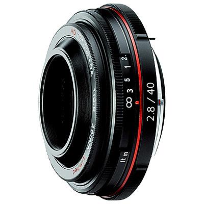【送料無料】リコーイメージング HD DA40F2.8Limited BK パンケーキレンズ HD PENTAX-DA 40mmF2.8 Limited ブラック【在庫目安:お取り寄せ】  カメラ 交換レンズ レンズ 交換 マウント