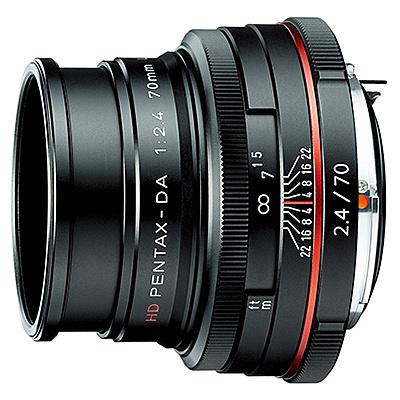 【送料無料】リコーイメージング HD DA70F2.4 Limited BK 望遠レンズ HD PENTAX-DA 70mmF2.4 Limited ブラック【在庫目安:お取り寄せ】| カメラ 単焦点レンズ 交換レンズ レンズ 単焦点 交換 マウント ボケ