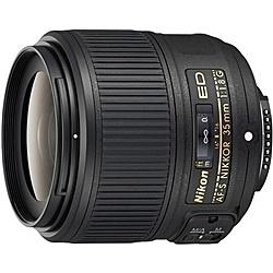 【送料無料】Nikon AF-S35 1.8G AF-S NIKKOR 35mm f/ 1.8G ED【在庫目安:お取り寄せ】| カメラ 単焦点レンズ 交換レンズ レンズ 単焦点 交換 マウント ボケ