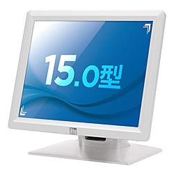 【在庫目安:あり】【送料無料】タッチパネル・システムズ ET1517L-8CWB-1-WH-G 15.0型TFTタッチパネル USB、RS232Cコントローラ内蔵(コンボ) 超音波式 ホワイト