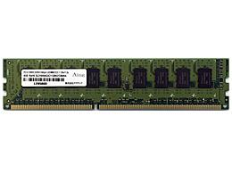 【送料無料】アドテック ADS12800D-LE8G DDR3L-1600 240pin UDIMM ECC 8GB 低電圧【在庫目安:僅少】| パソコン周辺機器 ワークステーション用メモリー ワークステーション用メモリ SV サーバ メモリー メモリ 増設 業務用 交換