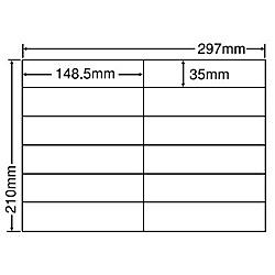 【送料無料】東洋印刷 C12IF シートカットラベル A4版 12面付(1ケース500シート)【在庫目安:お取り寄せ】| ラベル シール シート シール印刷 プリンタ 自作