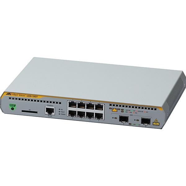 【在庫目安:あり】【送料無料】アライドテレシス 3279R AT-x230-10GT レイヤー2インテリジェント・スイッチ| パソコン周辺機器 スイッチングハブ L2スイッチ レイヤー2スイッチ スイッチ ハブ L2 ネットワーク PC パソコン