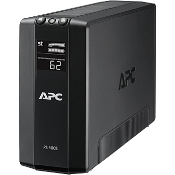 【在庫目安:あり】【送料無料】 BR400S-JP APC RS 400VA Sinewave Battery Backup 100V