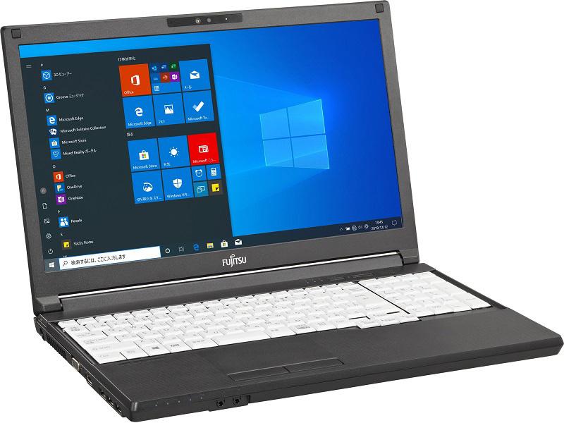 【在庫目安:あり】【送料無料】富士通 FMVA88048P LIFEBOOK A5510/ FX (Core i5/ 8GB/ HDD/ 500GB/ DVDスーパーマルチ/ Win10Pro64/ Office Personal 2019/ 15.6型)| 家電 PC パソコン ノートパソコン ノートPC