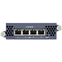 【送料無料】ヤマハ YBC-4BRI-ST RTX3500、5000用 BRIモジュール【在庫目安:お取り寄せ】| パソコン周辺機器 拡張モジュール モジュール 拡張 PC パソコン