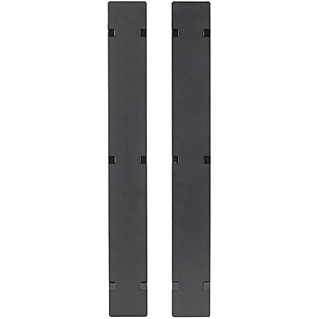 【送料無料】APC AR7589 Hinged Covers for NetShelter SX 750mm Wide 48U Vertical Cable Manager (Qty 2)【在庫目安:お取り寄せ】| オフィス オフィス家具 サーバーラック用ケーブル ケーブル サーバー ラック サプライ