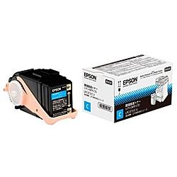 【送料無料】EPSON LPC3T31CV LP-M8040シリーズ用 環境推進トナー/ シアン/ Mサイズ(6500ページ)【在庫目安:僅少】| トナー カートリッジ トナーカットリッジ トナー交換 印刷 プリント プリンター