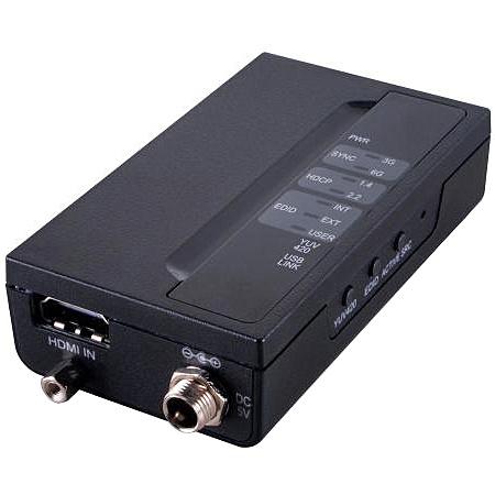 【送料無料】CYPRESS TECHNOLOGY CO..LTD CPLUS-VHHE 4K@60 UHD対応 HDCPコンバーター(2.2-1.4)【在庫目安:お取り寄せ】  パソコン周辺機器 グラフィック ビデオ オプション ビデオ パソコン PC