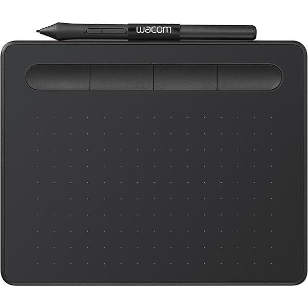 【送料無料】 CTL-4100/K0 Wacom Intuos Small ベーシック ブラック【在庫目安:お取り寄せ】