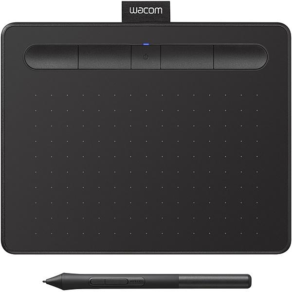 【送料無料】 CTL-4100WL/K0 Wacom Intuos Small ワイヤレス ブラック【在庫目安:お取り寄せ】