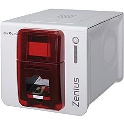 【送料無料】EVOLIS ZN1URS IDカードプリンタ ZN-1 ゼニアスクラシック(赤)【在庫目安:お取り寄せ】