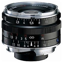 【送料無料】コシナ 170675 Carl Zeiss C Biogon T* 2.8/ 35 ZMマウント ブラック【在庫目安:お取り寄せ】| カメラ 単焦点レンズ 交換レンズ レンズ 単焦点 交換 マウント ボケ
