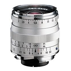 【送料無料】コシナ 170607 Carl Zeiss Biogon T* 2/ 35 ZMマウント シルバー【在庫目安:お取り寄せ】| カメラ 単焦点レンズ 交換レンズ レンズ 単焦点 交換 マウント ボケ