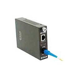 【送料無料】D-Link DMC-1910R メディアコンバータ 1000BASE-TX to 1000BASE-LX 1芯シングルモード/ WDM対応/ SCコネクタ/ TX:1310nm、RX:1550nm【在庫目安:お取り寄せ】