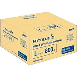 【送料無料】大日本印刷 DM3540 昇華型デジタルフォト プリンター DS40用L判専用ロールペーパー【在庫目安:お取り寄せ】