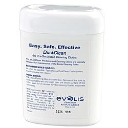 【送料無料】EVOLIS A-5004 クリーニングクロス (バラ・60枚入×5箱)【在庫目安:お取り寄せ】