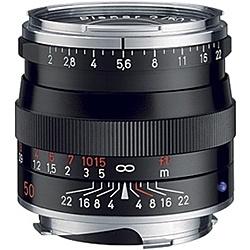 【送料無料】コシナ 170610 Carl Zeiss Planar T* 2/ 50 ZMマウント ブラック【在庫目安:お取り寄せ】  カメラ 単焦点レンズ 交換レンズ レンズ 単焦点 交換 マウント ボケ