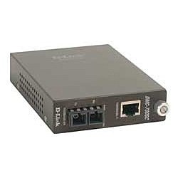 【送料無料】D-Link DMC-700SC メディアコンバータ 1000BASE-T to 1000BASE-SX 2芯マルチモード SCコネクタ/ 275m、550m【在庫目安:僅少】