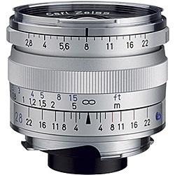 【送料無料】コシナ 170605 Carl Zeiss Biogon T* 2.8/ 28 ZMマウント シルバー【在庫目安:お取り寄せ】| カメラ 単焦点レンズ 交換レンズ レンズ 単焦点 交換 マウント ボケ