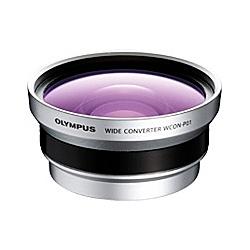 【送料無料】OLYMPUS WCON-P01 ワイドコンバーター【在庫目安:お取り寄せ】