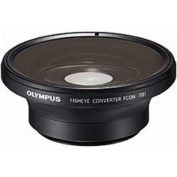 【送料無料】OLYMPUS FCON-T01 フィッシュアイコンバーター【在庫目安:僅少】| カメラ 交換レンズ レンズ 交換 マウント