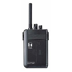 【送料無料】TOA WM-1100 ワイヤレスガイド携帯型送信機【在庫目安:お取り寄せ】