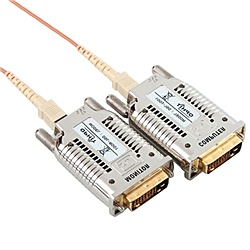 【送料無料】OPHIT CO.LTD DSL-A060 SC-SC1芯光ファイバーケーブルシステム DVIエクステンダー 60m【在庫目安:お取り寄せ】
