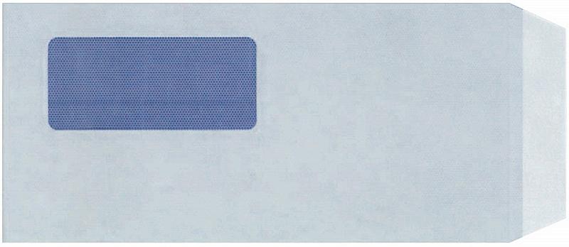 【送料無料】PCA PA1371F 窓付封筒(3面単票用)【在庫目安:お取り寄せ】