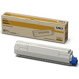 【送料無料】OKIデータ TNR-C3MY1 トナーカートリッジ イエロー MC852dn用【在庫目安:僅少】| トナー カートリッジ トナーカットリッジ トナー交換 印刷 プリント プリンター
