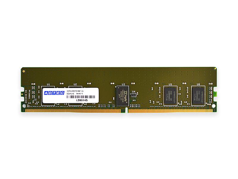 【送料無料】アドテック ADM2933D-R16GSAW Mac用 DDR4-2933 288pin RDIMM 16GB×2枚 シングルランク【在庫目安:お取り寄せ】| パソコン周辺機器 ワークステーション用メモリー ワークステーション用メモリ SV サーバ メモリー メモリ 増設 業務用 交換