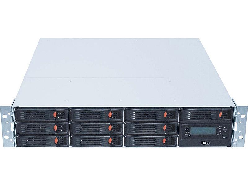 【送料無料】バイオス GA2210NX16-2T06 GA2210/ 2TB×6【在庫目安:お取り寄せ】  パソコン周辺機器 WindowsNAS Windows Nas RAID ラックマウント ラック マウント