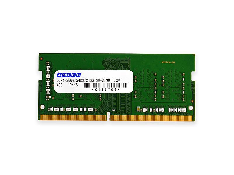 【送料無料】アドテック ADM2666N-32G Mac用 DDR4-2666 260pin SO-DIMM 32GB【在庫目安:お取り寄せ】